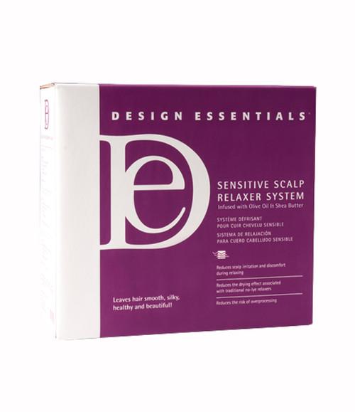 Design Essentials Sensitive Scalp Relaxer System