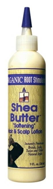 Organic Root Stimulator Shea Butter Softening Hair & Scalp Lotion