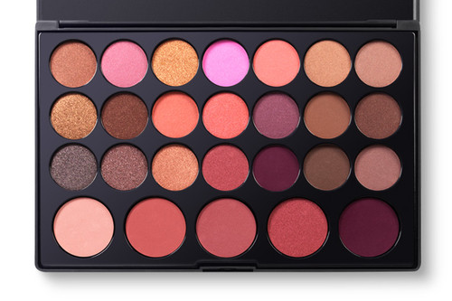 BH Cosmetics 26 Color Palette Neutral Eyeshadow & Blush