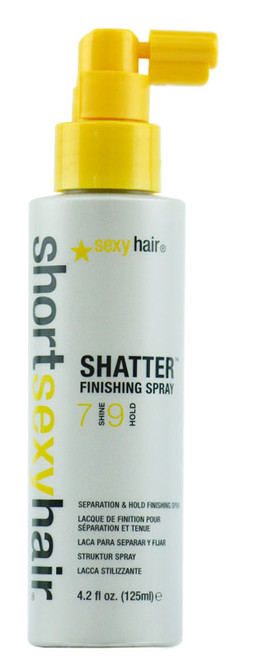 Short Sexy Hair Shatter Separate & Hold Spray