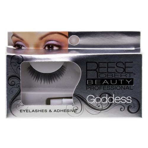 Reese Robert Beauty Professional EyeLashes & Adhesive - Goddess # 2104