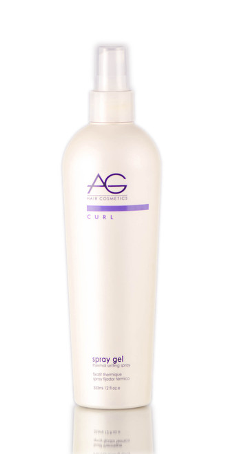 AG Spray Gel - thermal setting spray