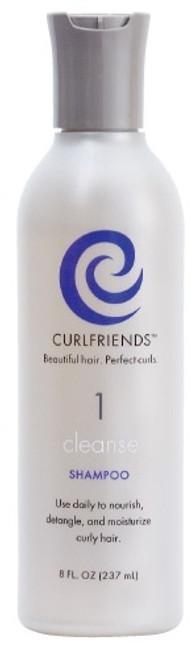 CurlFriends 1 Cleanse Shampoo