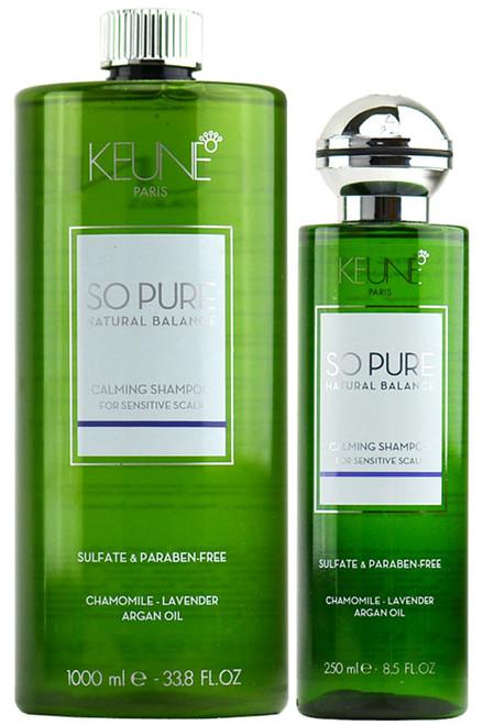 Keune So Pure Natural Balance Calming Shampoo