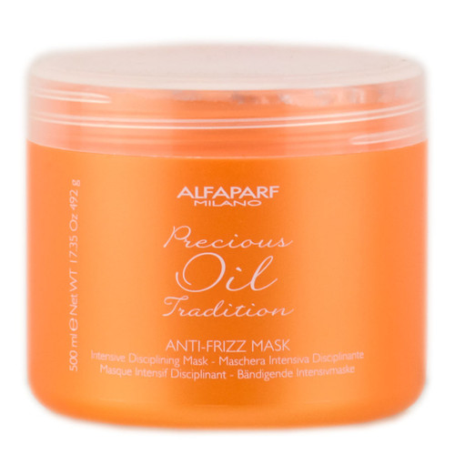 Alfaparf Semi Di Lino Precious Oil Tradition Anti-Frizz Mask