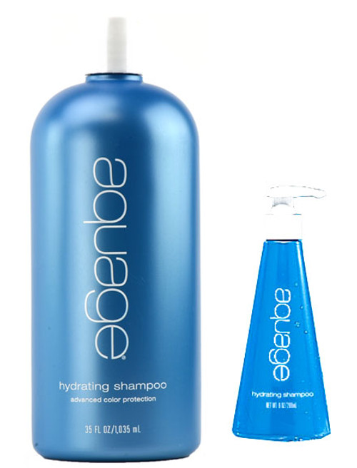 Aquage Hydrating Shampoo - advanced color protection