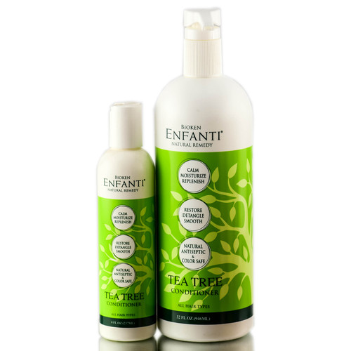 Bioken Enfanti Tea Tree Conditioner for all hair types