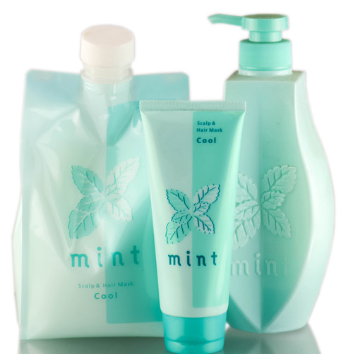 Arimino Mint Scalp and Hair Mask Cool