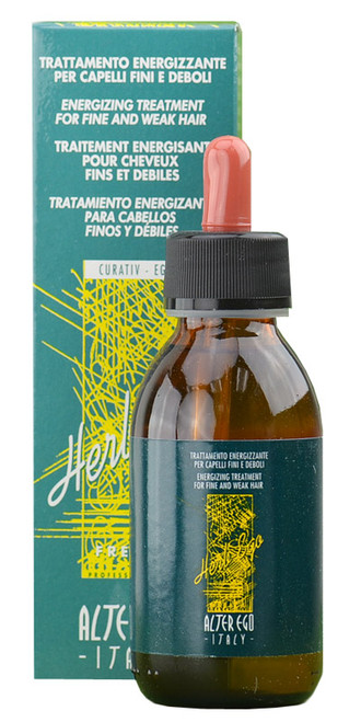 Alter Ego Herb-Ego Fresca Energizing Treatment for Fine and Weak Hair