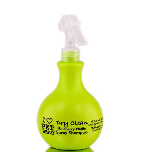 Tigi Pet Head - Dry Clean Blueberry Muffin Spray Shampoo