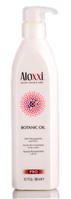 Aloxxi Support Botanic Oil