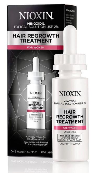 Nioxin Hair Regrowth Treatment - For Women