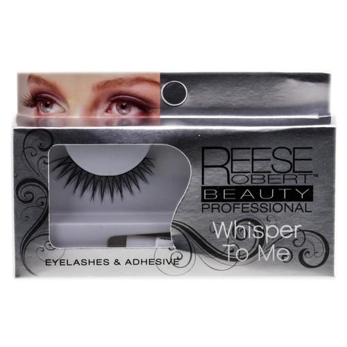 Reese Robert Beauty Professional EyeLashes & Adhesive - Whisper To Me # 2134