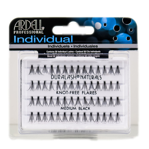 Other Accessories: Ardell Professional Individual Duralash Lashes - Knot Free Flares