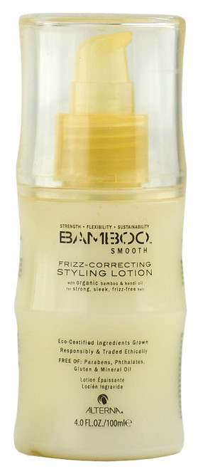 Staff Favorites: Alterna Bamboo Smooth Frizz-Correcting Styling Lotion