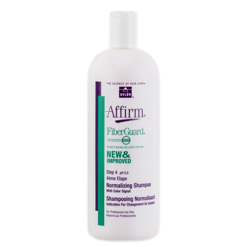 Avlon Affirm FiberGuard Normalizing Shampoo