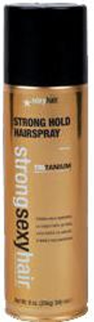Strong Sexy Hair Strong Hold Hairspray