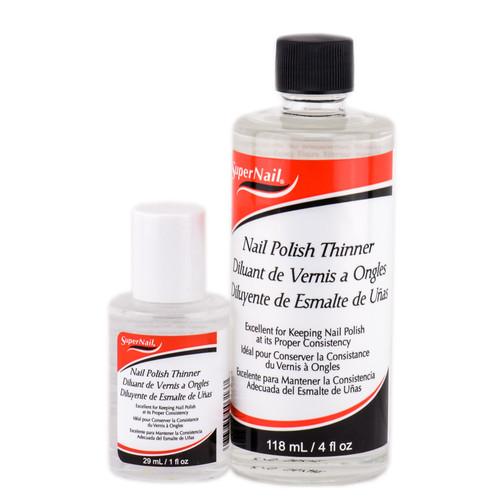 Super Nail Polish Thinner