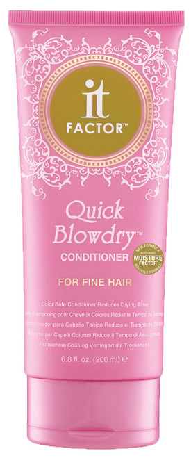 It Factor Quick Blowdry Conditioner - For Fine Hair