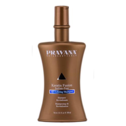 Pravana Keratin Fusion Sulfate Free Revitalizing Shampoo