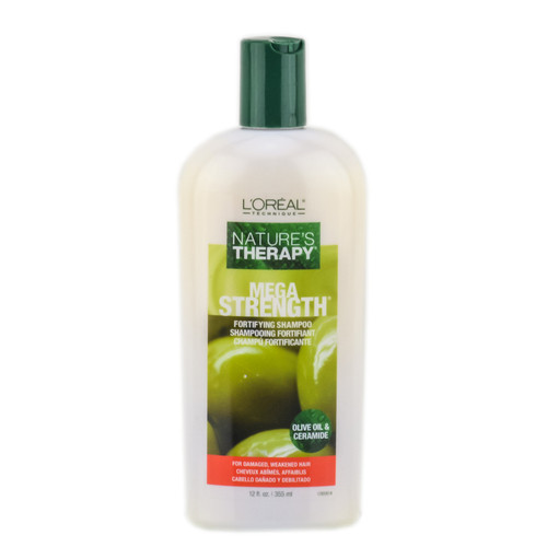 L'Oreal Nature's Therapy Mega Strength Fortifying Shampoo