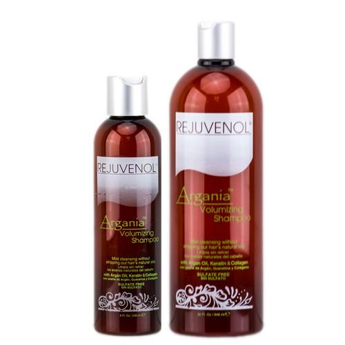 Rejuvenol Argania Volumizing Shampoo