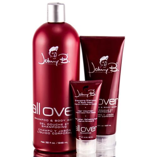 Johnny B All Over Shampoo & Body Wash