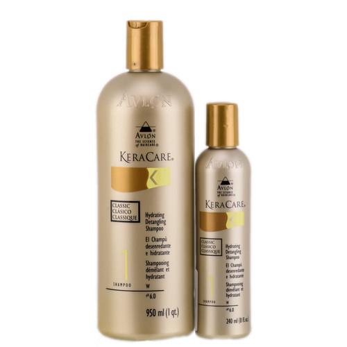 KeraCare Hydrating Detangling Shampoo (Classic Formula)