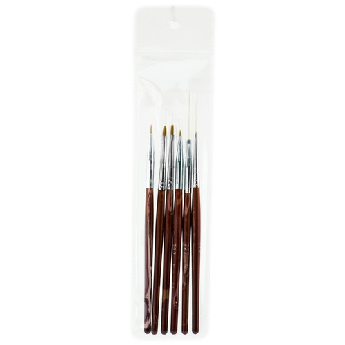 777 Nail Art Design Brush Set