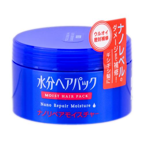 Shiseido Moist Hair Pack Nano Repair Moisture