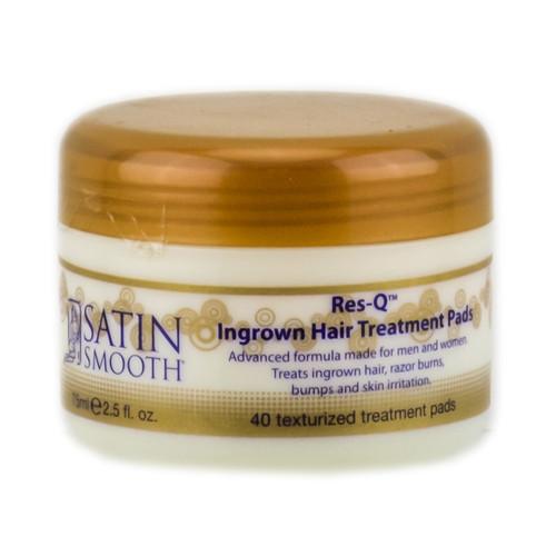 Satin Smooth Res-Q Ingrown Hair Treatment Pads