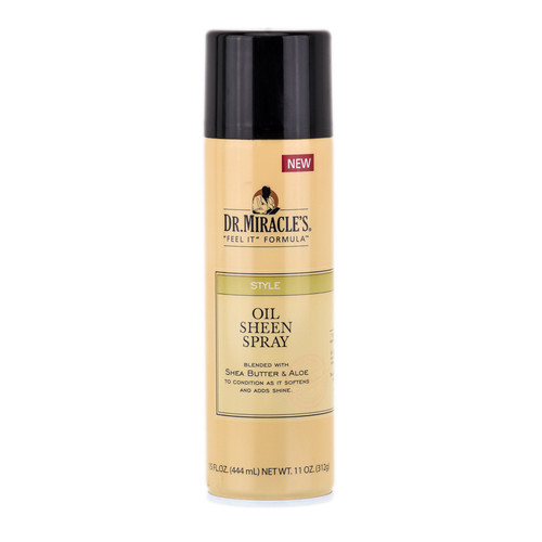 Dr. Miracle's Oil Sheen Spray