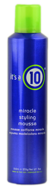 It's a 10 Ten Miracle Styling Mousse