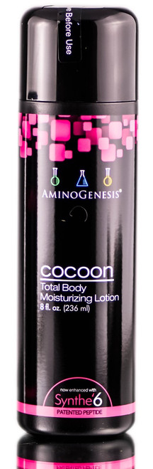 AminoGenesis Cocoon Total Body Moisturizing Lotion