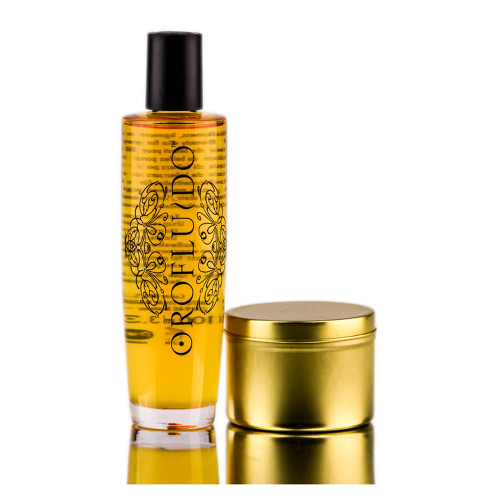 Orofluido Oil And Candle Gift Set