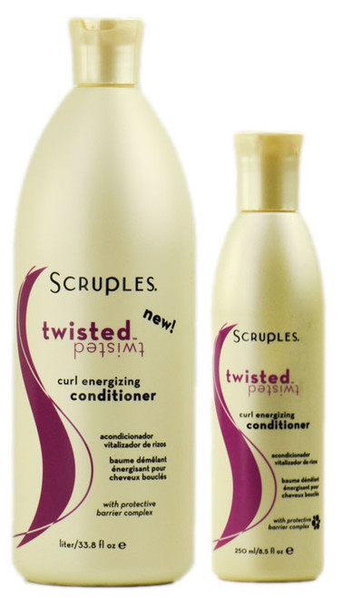 Scruples Twisted Curl Energizing Conditioner