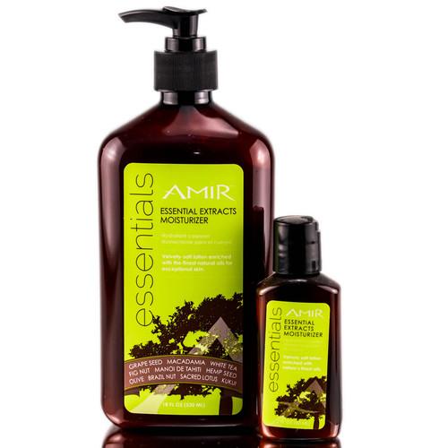 Amir Argan Oil Essential Extracts Moisturizer