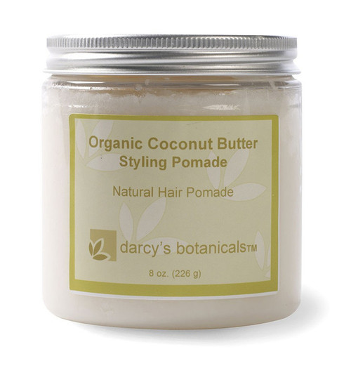 Darcy's Botanicals Organic Coconut Butter Styling Pomade