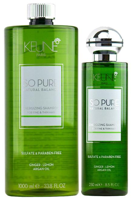 Keune So Pure Natural Balance Energizing Shampoo