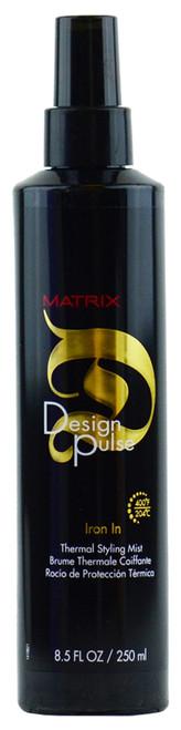 Matrix Design Pulse Iron In Thermal Styling Mist