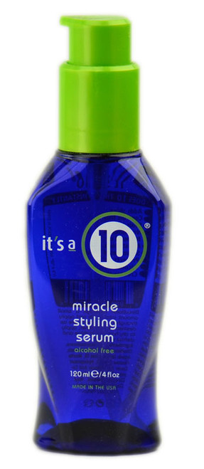 It's a 10 Ten Miracle Styling Serum