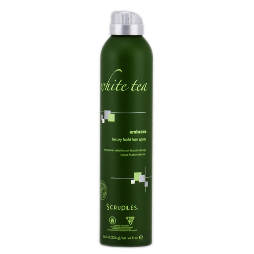 Scruples White Tea Embrace Luxury Hold Hair Spray