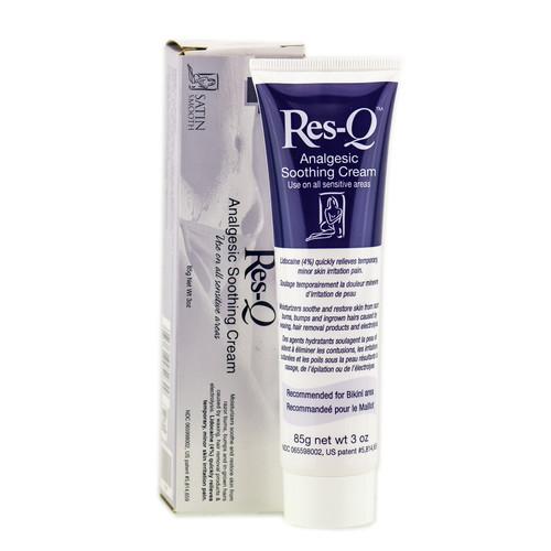 Satin Smooth Res-Q Analgesic Smoothing Cream