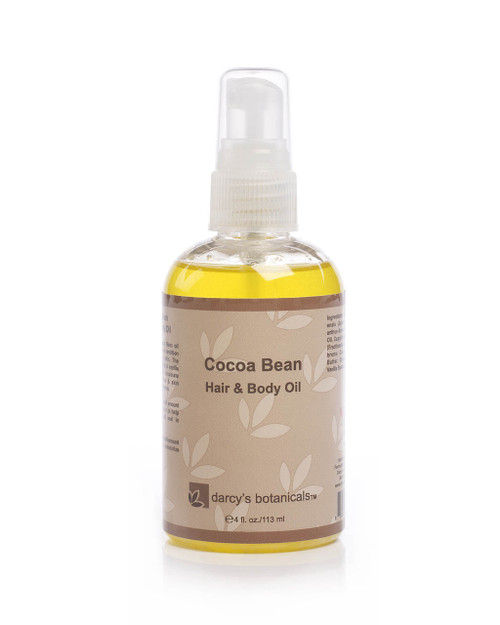 Darcy's Botanicals Cocoa Bean Natural Hair & Body Oil