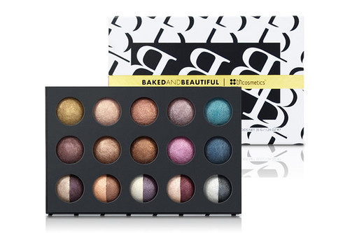 BH Cosmetics Baked and Beautiful Eyeshadow Palette