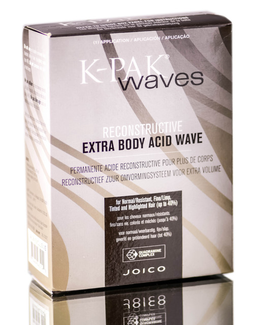 Joico K-Pack Waves Reconstructive Extra Body Acid Wave