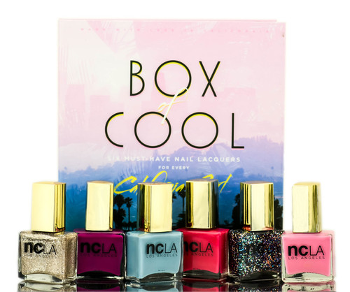 NCLA Box of Cool Nail Lacquers