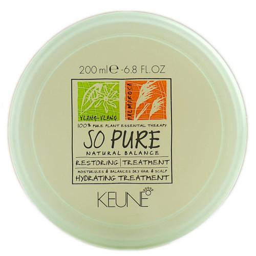 Keune So Pure Restoring Hydrating Treatment