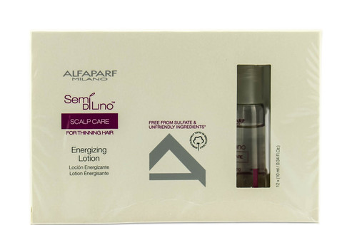 Alfaparf Semi Di Lino Scalp Care Energizing Lotion