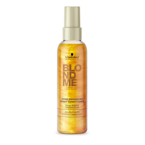 Schwarzkopf Professional BlondMe Shine Enhancing Spray Conditioner